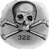 Symbool Skulls and Bones Logo